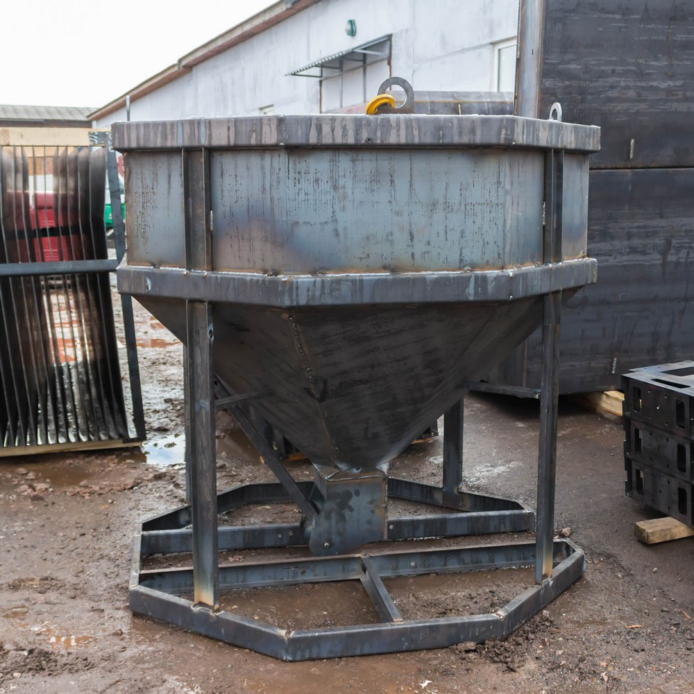 Бадья для заливки бетона